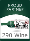 Become a proud partner with 290 Wine Shuttle.